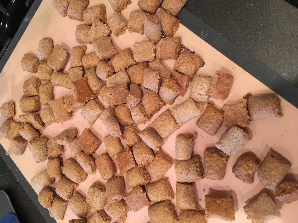 Almond Puffs Cereal