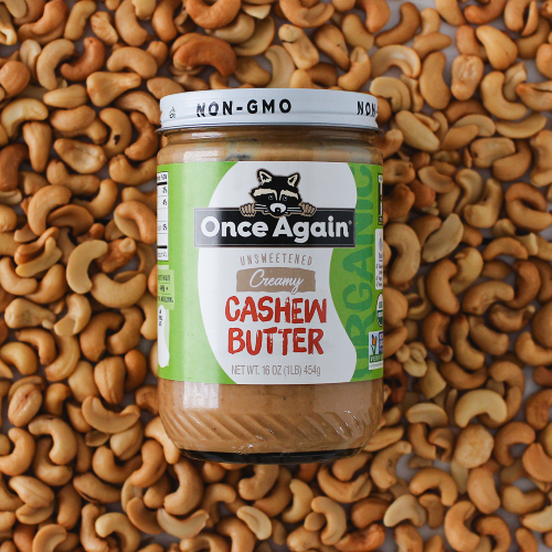 Once Again Cashew Butter